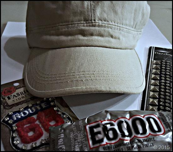 route 66 cadet hat