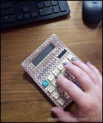Rhinestone Calculator