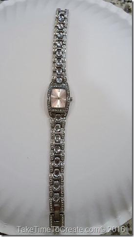 DIY Sparkle Watches