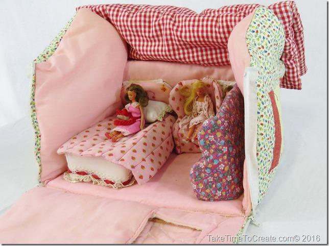 TBT Handmade dollhouse