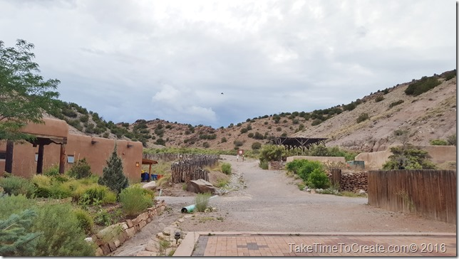 Take Time To Create Travel Journal about Ojo Caliente